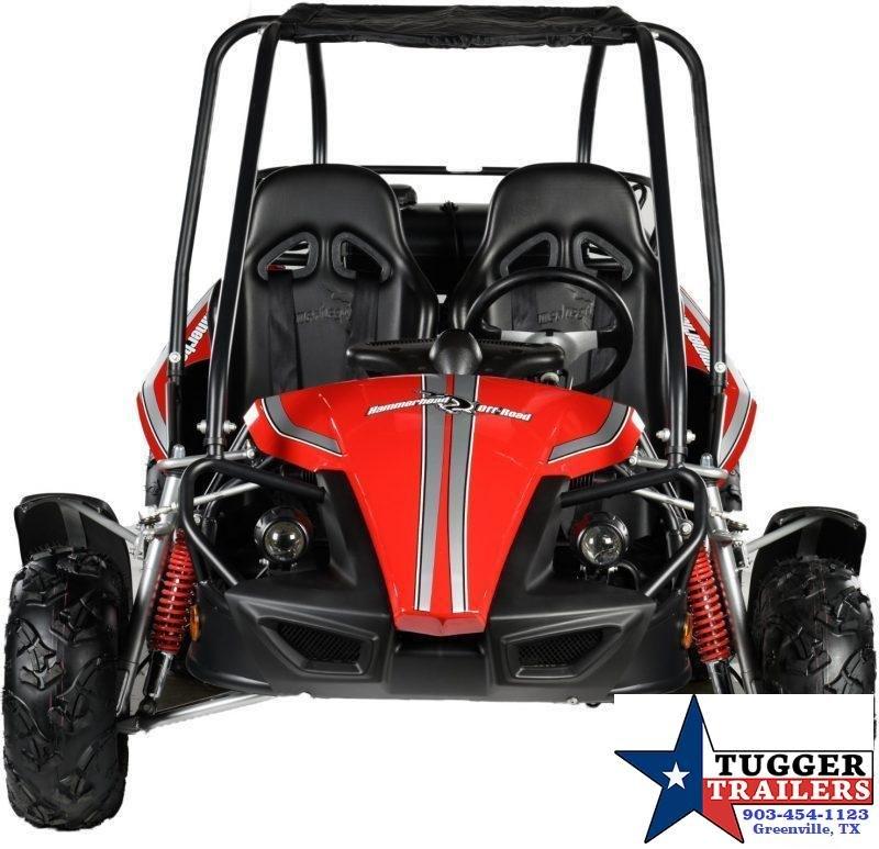 2021 Hammerhead Off Road GTS150 Go Cart
