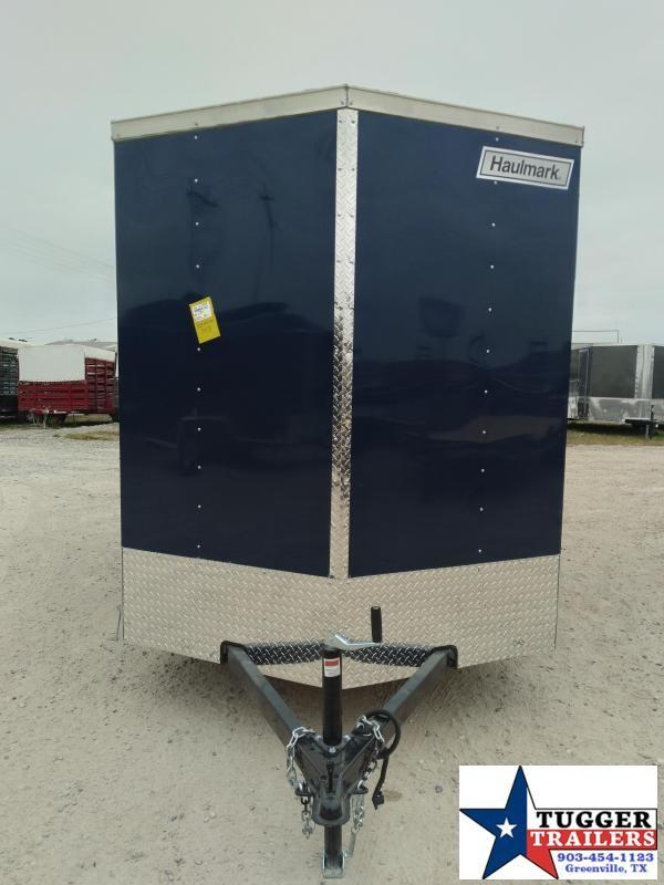 2021 Haulmark 6x12 12ft Passport Utility Landscape Lawn Tool Enclosed Cargo Trailer