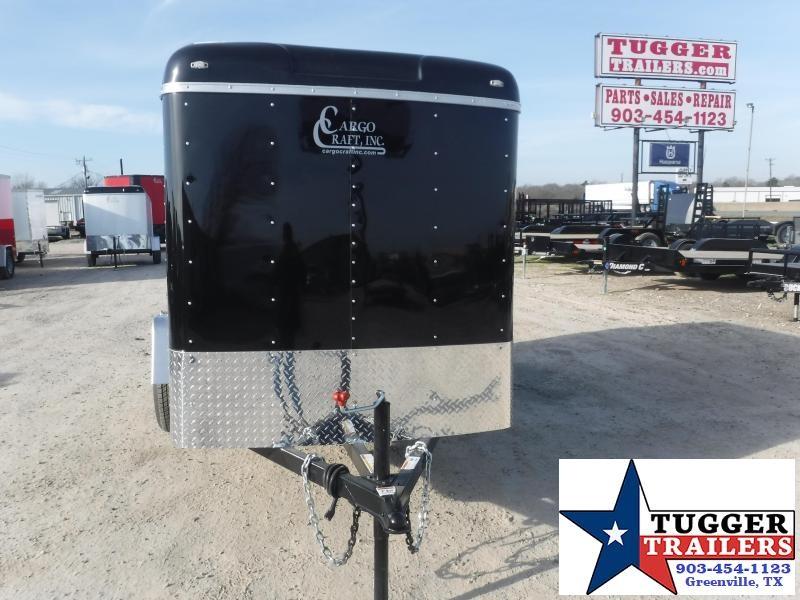 2021 Cargo Craft 5x10 10ft Utility Explorer Work Tool Bike Move Enclosed Cargo Trailer