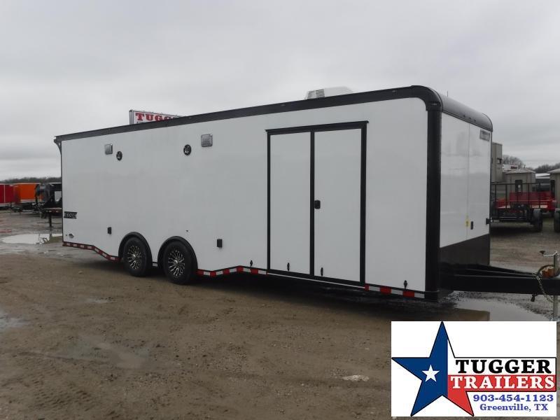 2021 Haulmark 8.5x28 28ft Edge Enclosed Auto Mobile Cargo Toy Car / Racing Trailer