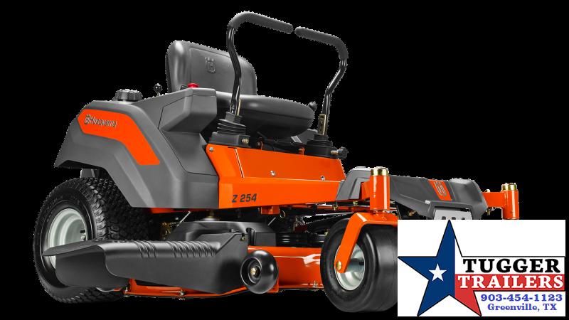 2021 Husqvarna Z254F Lawn Mowers