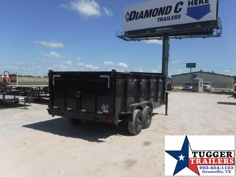 2021 Diamond C Trailers LPD210-GN 16x82 Dump Trailer