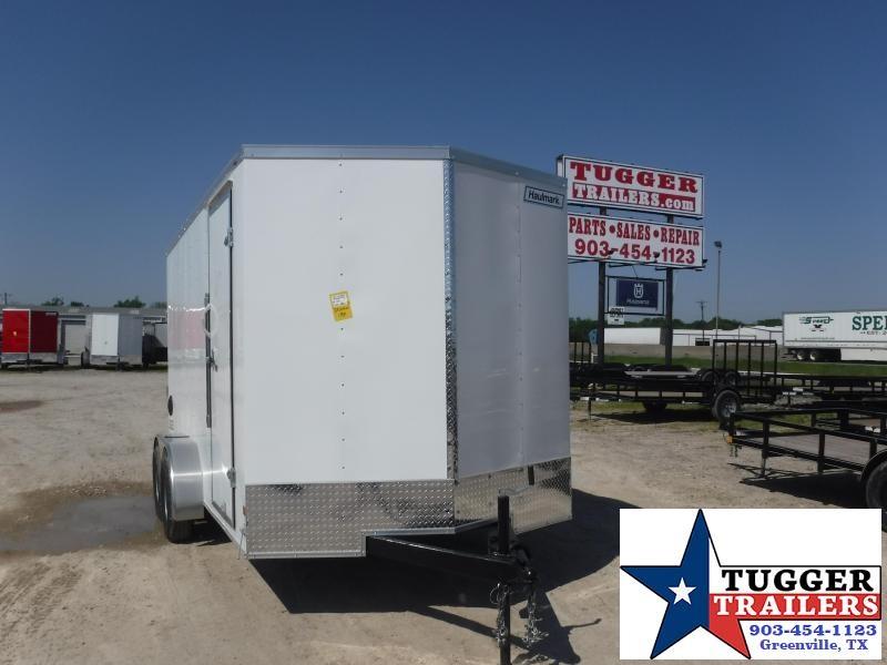 2021 Haulmark 7x14 14ft Utility Box Tool Work Equipment Mow ATV Enclosed Cargo Trailer