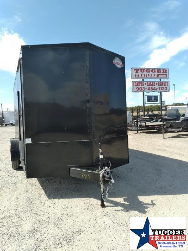 2020 Cargo Mate 7x16 16ft Enclosed Utility Work Landscape Toy Enclosed Cargo Trailer