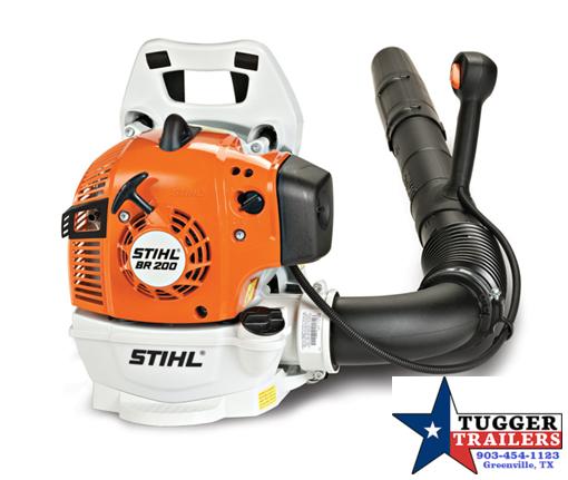 2021 Stihl BR 200 Lawn Equipment