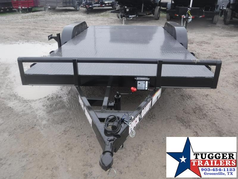 2021 Buck Dandy 83x16 16ft Utility Open Auto Classic Mobil Hauler Car / Racing Trailer