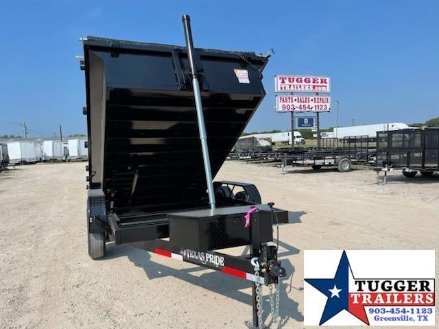 2021 Texas Pride Trailers 7x12x2 Dump Trailer