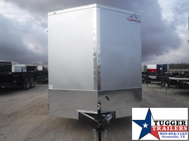 2021 Cargo Mate 7x16 16ft Utility Work Tailgate Sport Band To Enclosed Cargo Trailer