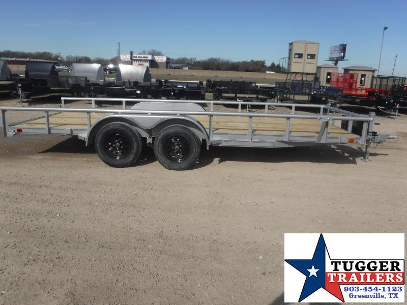 2021 Diamond C Trailers 83x18 18ft GTU Work Tool Side Toy Farm Open Four Utility Trailer