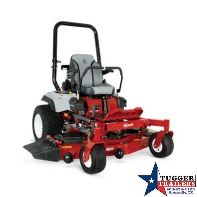 2020 Exmark RAS708 GEM603C3 Zero Turn Landscape Commercial Lawn Mowers