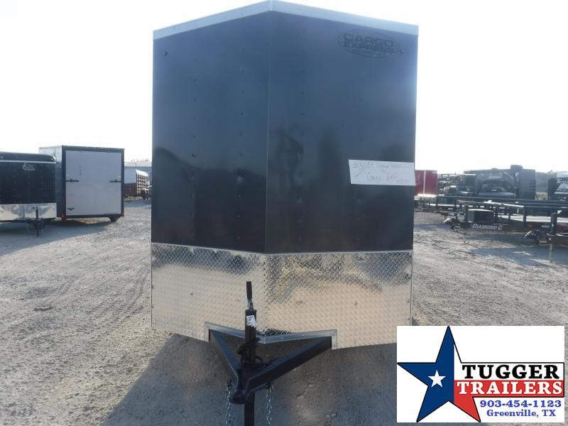 2021 Cargo Express 6x12 12ft Utility Sport Tailgate Band Move Bike Enclosed Cargo Trailer