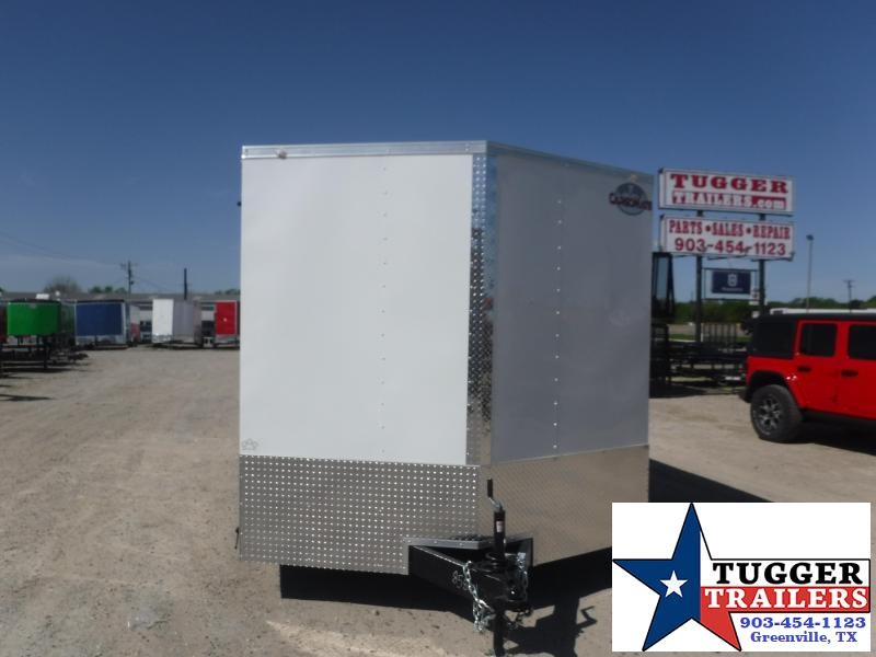 2021 Cargo Mate 8.5x20 20ft Tool Work Office Toy Side Move Store Enclosed Cargo Trailer