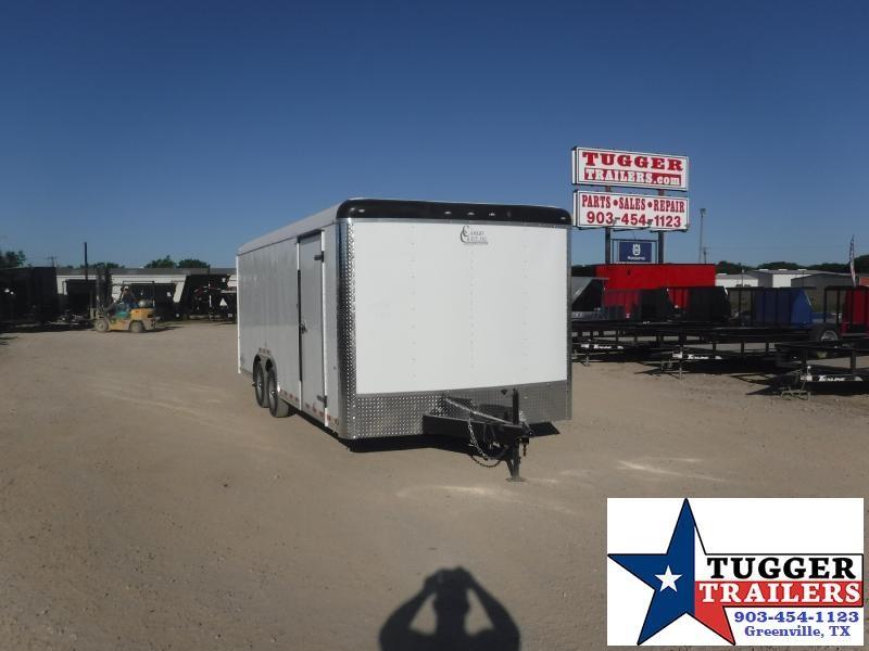 2020 Cargo Craft 8.5x20 20ft Auto Mobile Cargo Enclosed Box Race Car / Racing Trailer