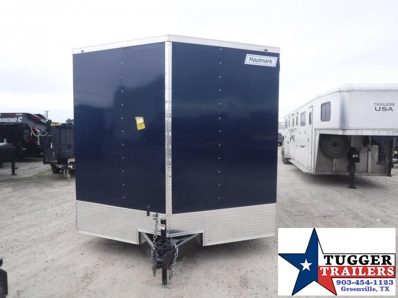 2021 Haulmark 8.5x16 16ft Passport Toy Utility Side Tool Work Enclosed Cargo Trailer