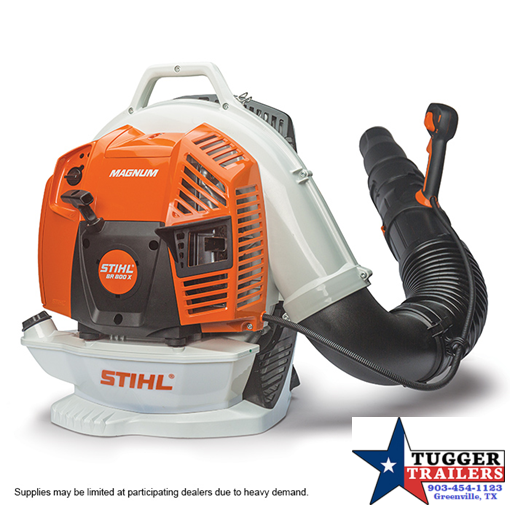 2021 Stihl BR 800 X Magnum Lawn Equipment