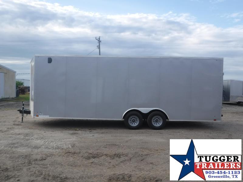 2021 Cargo Express 8.5x24 24ft Auto Mobile Classic Hauler V-Nose Car / Racing Trailer