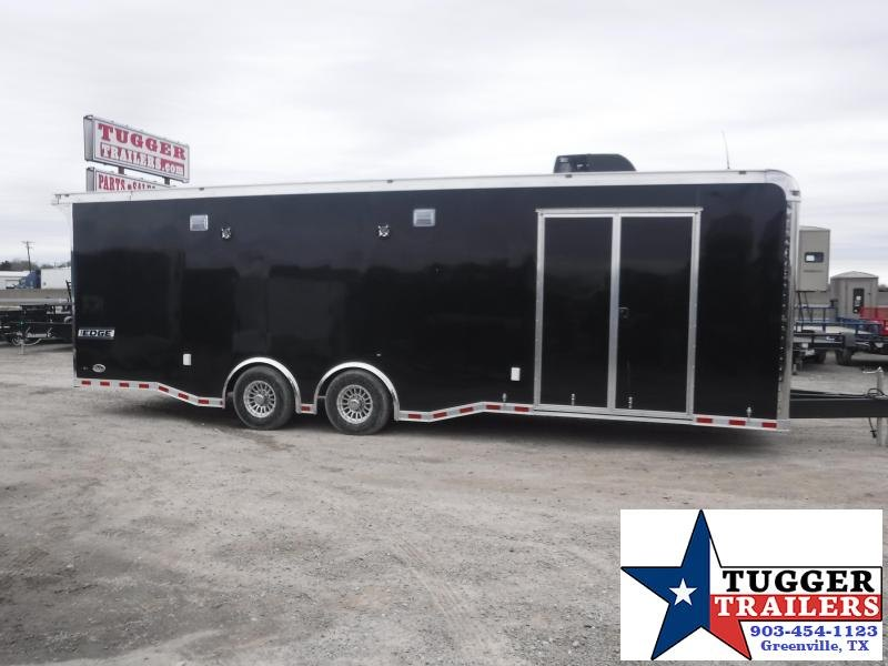 2021 Haulmark 8.5x28 28ft Black Out Enclosed Cargo Classic Show Car / Racing Trailer