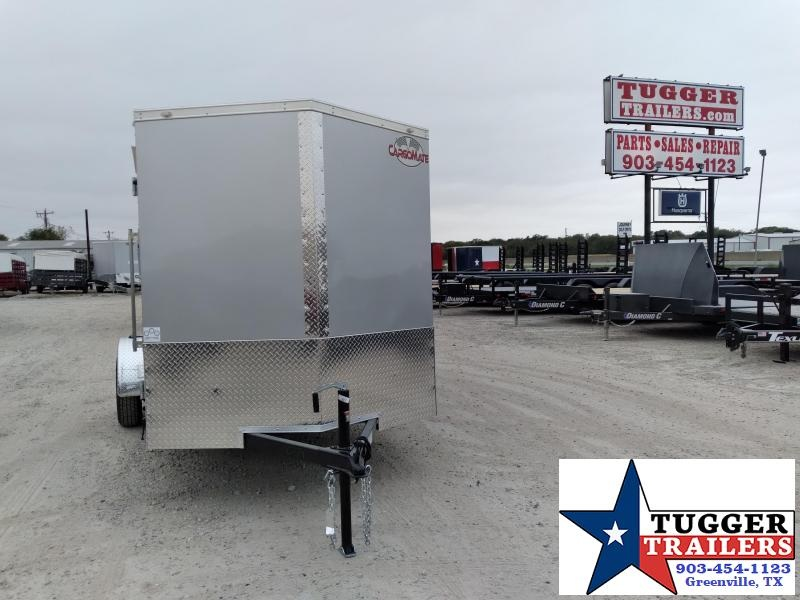 2021 Cargo Mate 6x12 12ft E-V Sport Ramp Bike Travel Move Work Enclosed Cargo Trailer