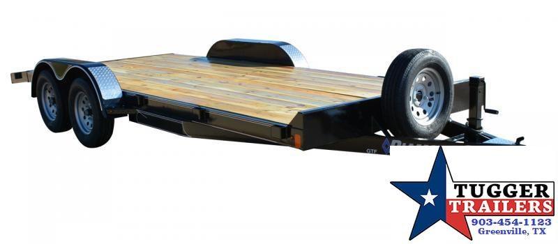 2021 Diamond C Trailers 20x83 GTF Classic Open Utility Flatbed Show Car / Racing Trailer