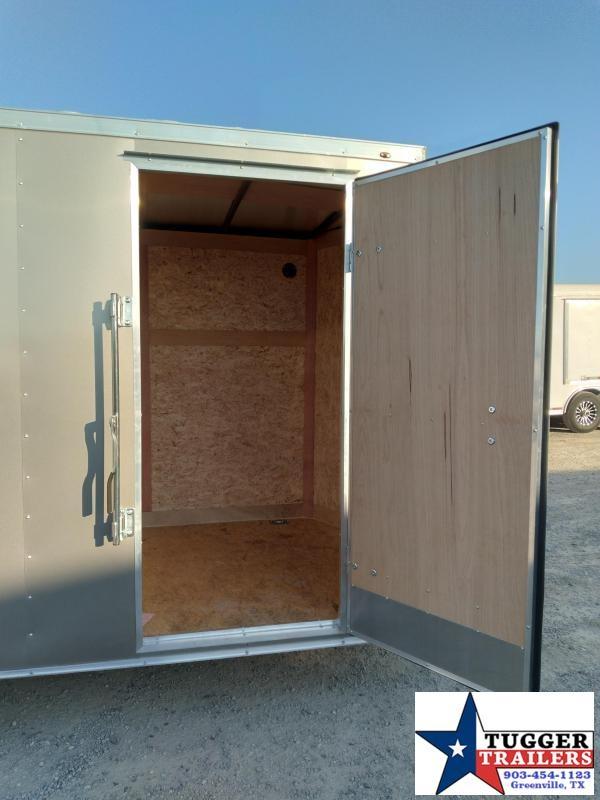 2021 Haulmark 6x12 12ft Passport Utility Work Sport Bike Camp Enclosed Cargo Trailer