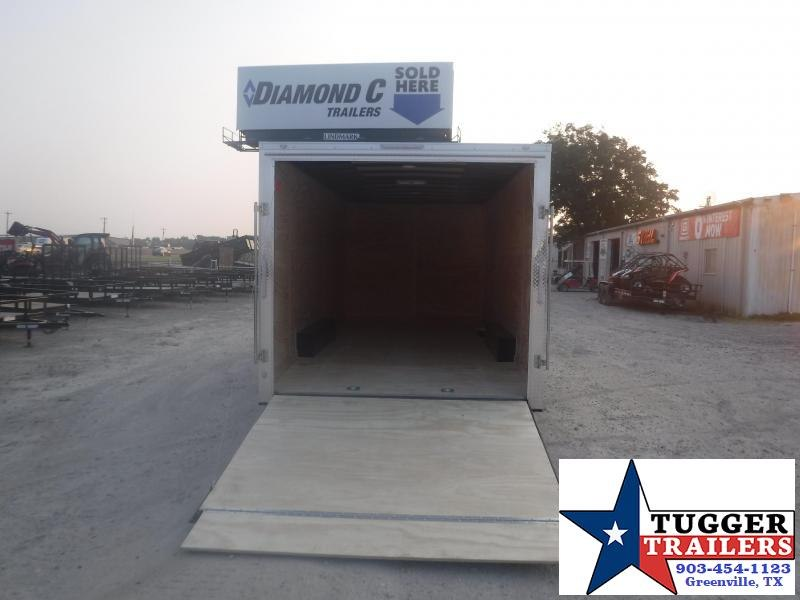 2022 Cargo Mate Cargo Trailer Enclosed Cargo Trailer