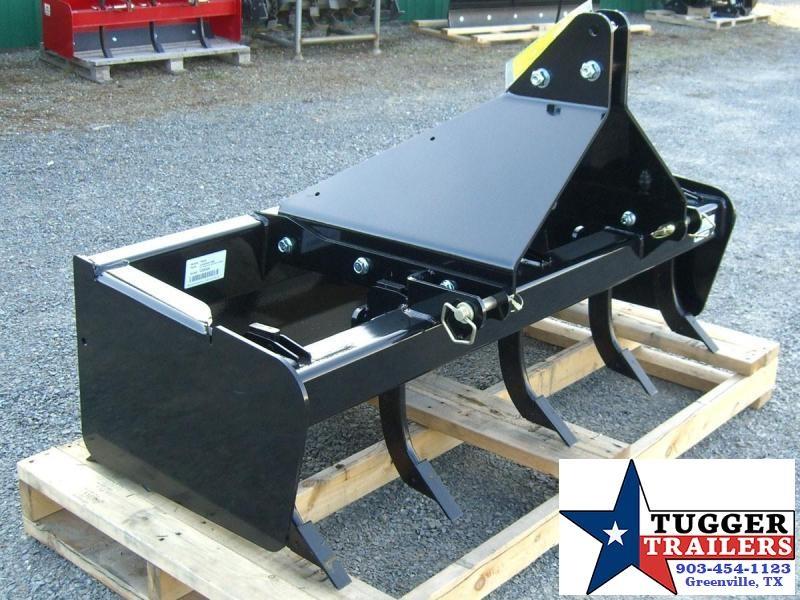 "72"" Yanmar (by Woods Equipment) 3-Point Tractor Box Scraper / Box Blade Model YBS72"