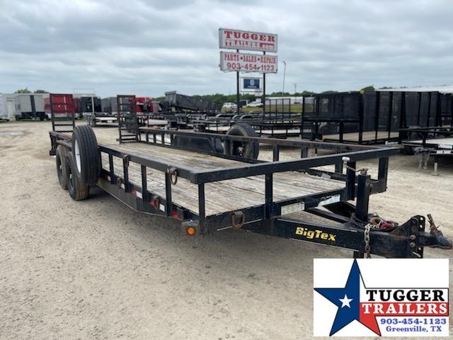 2013 Big Tex Trailers Bumperpull Utility Trailer