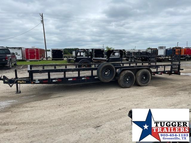 USED 2013 Big Tex Car Hauler Trailer