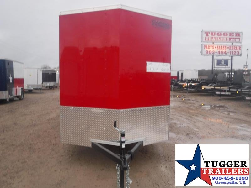 2021 Cargo Express 6x12 12ft Utility Tool Work Tailgate Band Move Enclosed Cargo Trailer