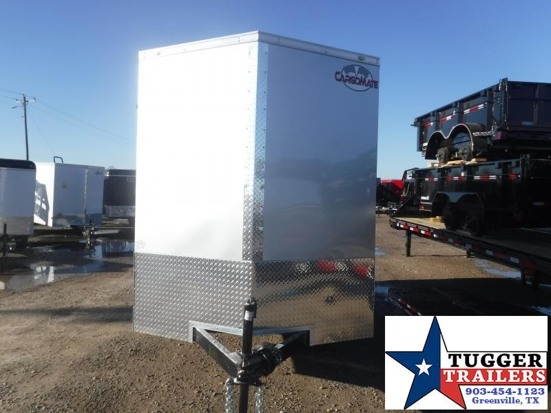 2020 Cargo Mate 6x12 12ft Utility Box Sport Toy Tool Work Lawn Enclosed Cargo Trailer