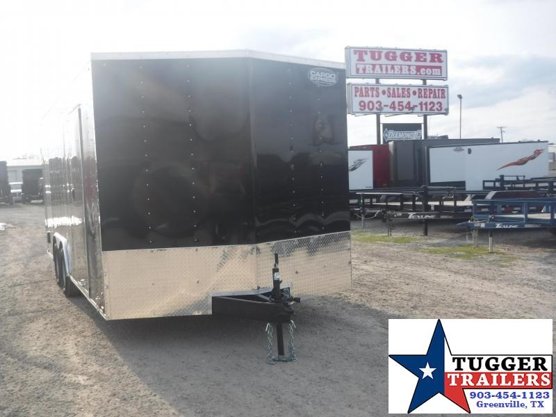 2020 Cargo Express 8.5x20 20ft Auto Mobile Classic Enclosed Car / Racing Trailer