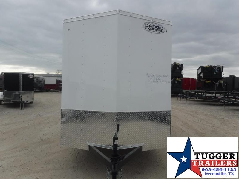2021 Cargo Express 6x12 12ft Utility Sport Bike Travel Move Band Enclosed Cargo Trailer