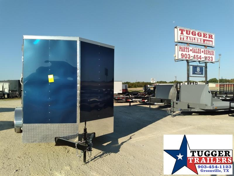 2021 Haulmark 7x16 16ft Passport Toy Side Camp Utility Box Move Enclosed Cargo Trailer