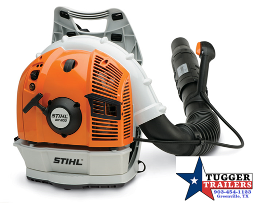 2021 Stihl BR 600 Lawn Equipment