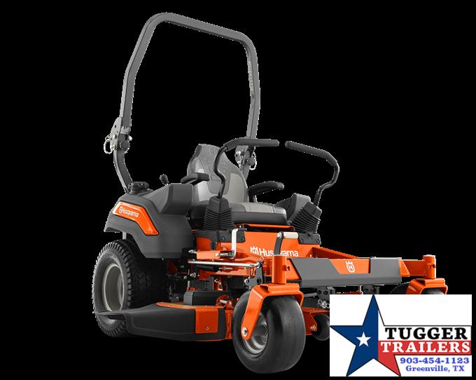 2020 Husqvarna ZTR Z454 Zero-Turn Tractor Riding Landscape Lawn Mowers