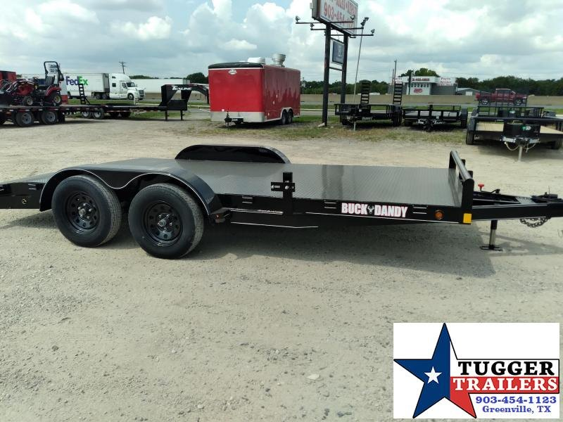 2020 Buck Dandy 83x16 16ft BCH Steel Auto Mobile Classic Hauler Car / Racing Trailer