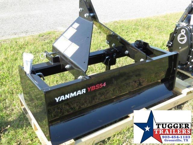 2021 Yanmar Box Scraper Attachment