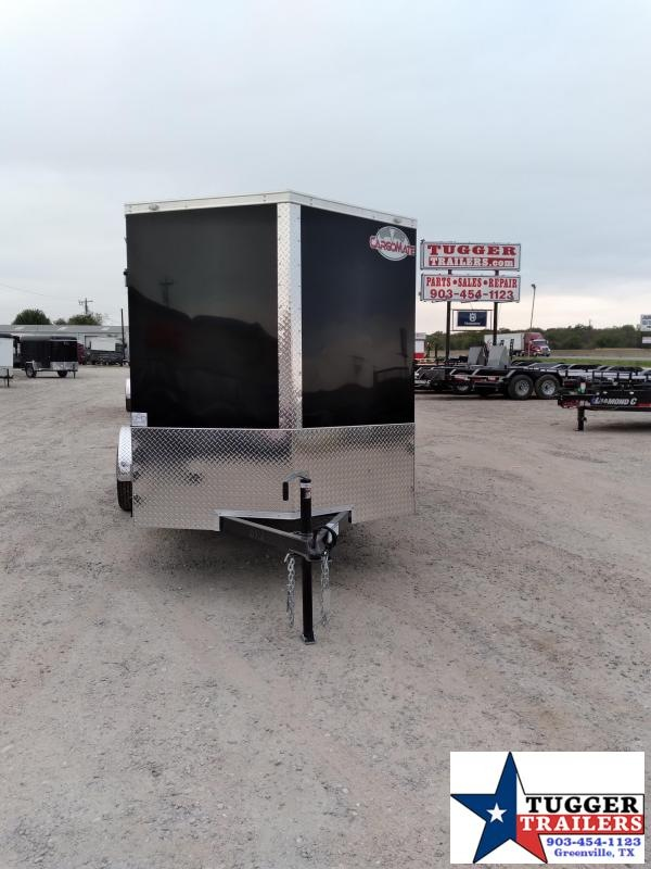 2021 Cargo Mate 6x12 12ft E-V Sport Utility Work Tool Move Bike Enclosed Cargo Trailer
