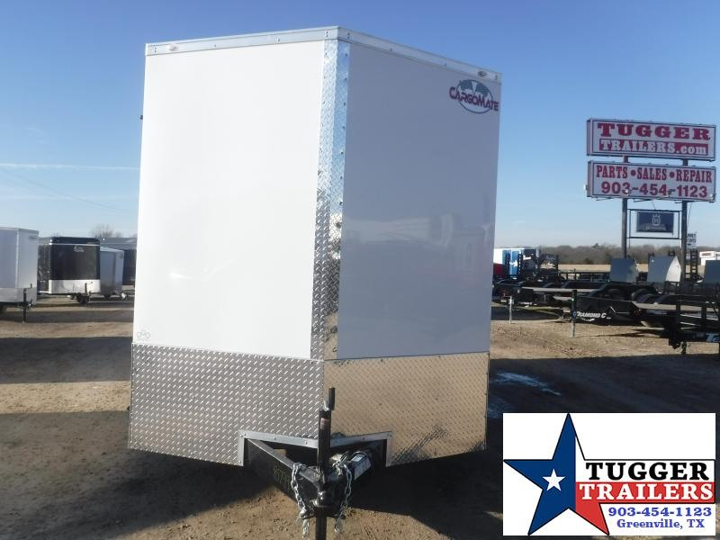 2021 Cargo Mate 7x16 16ft Utility Toy Side Tool Work Move Travel Enclosed Cargo Trailer