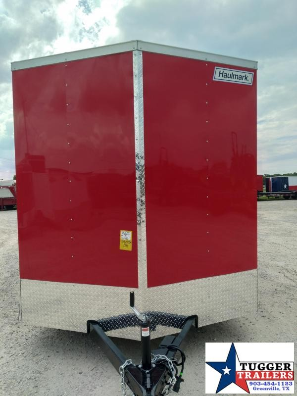 2021 Haulmark 7x16 16ft Passport Utility Toy Side Camp Work Enclosed Cargo Trailer