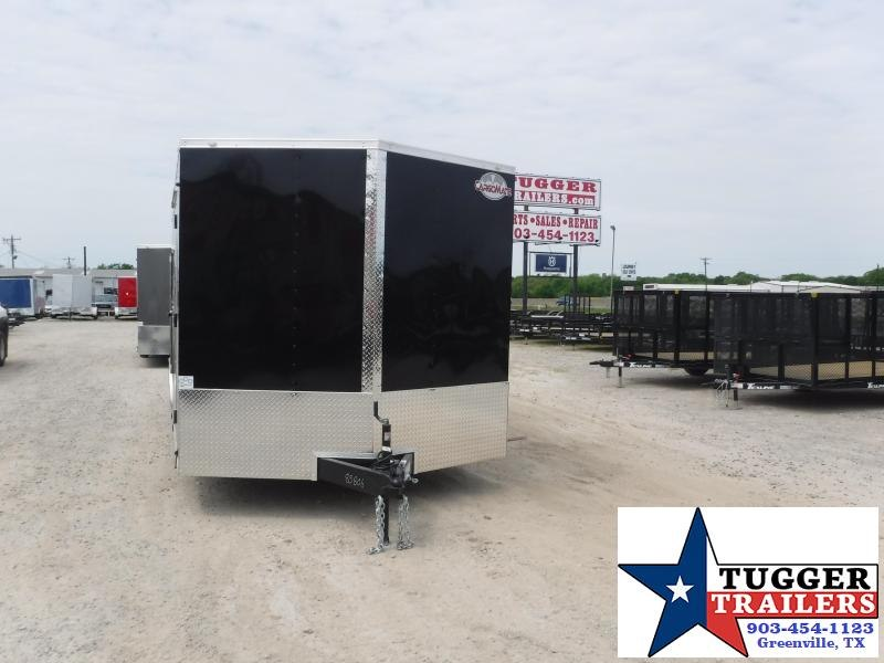 2021 Cargo Mate 8.5x20 20ft Utility Enclosed Cargo Box Show Auto Car / Racing Trailer