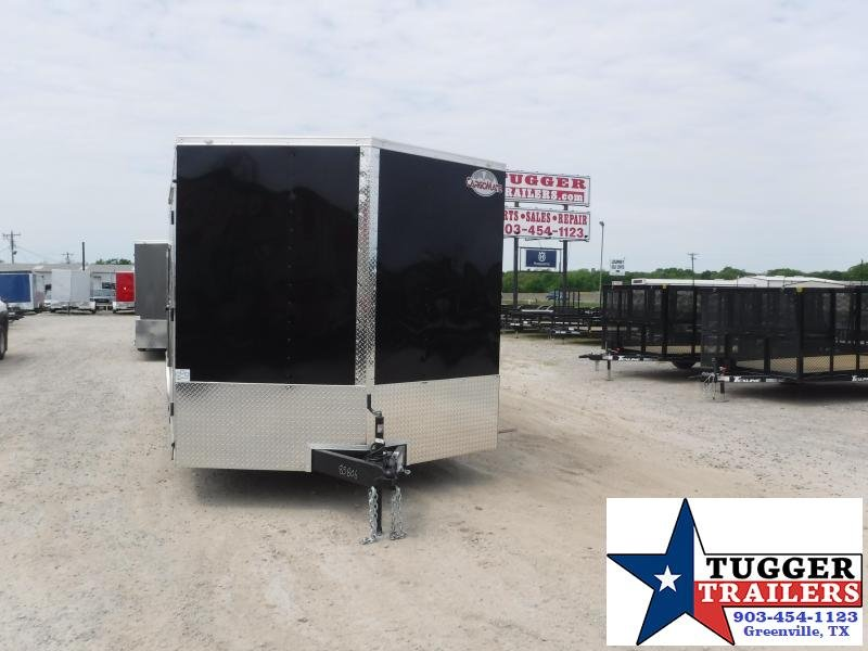 2021 Cargo Mate 8.5x20 20ft Utility Enclosed Cargo Box Show Auto Car / Racing Trailer