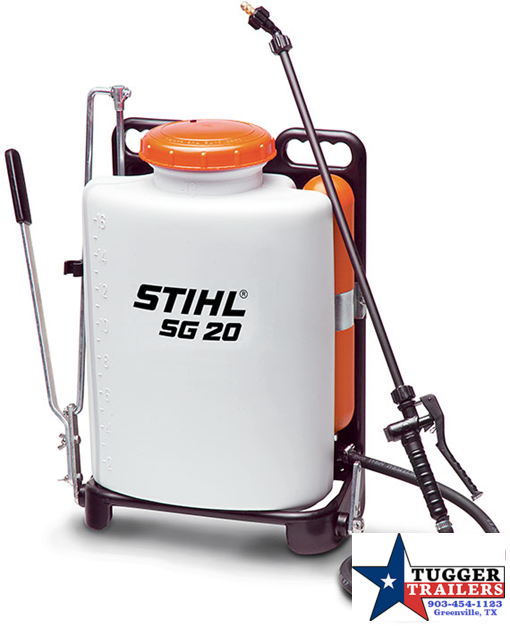2021 Stihl SG 20 Lawn Equipment