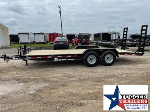 2021 TexLine bobcat Utility Trailer