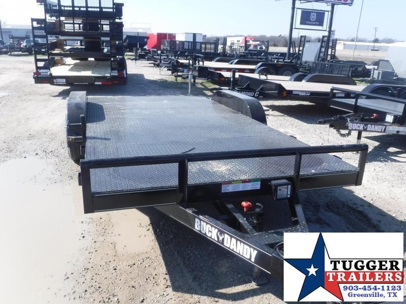 2021 Buck Dandy 83x18 18ft Racing Truck Auto Classic Mobile Car / Racing Trailer