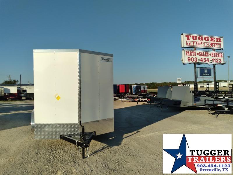 2021 Haulmark 7x14 14ft Passport Ramp Utility Box Toy Side Work Enclosed Cargo Trailer