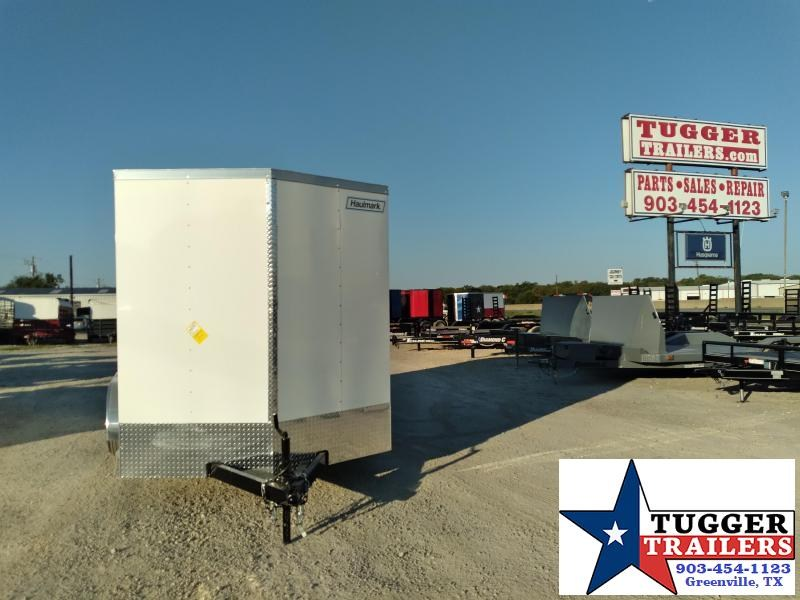 2021 Haulmark 7x14 14ft Passport Ramp Utility Box Toy Side Work Enclosed Cargo Trailer