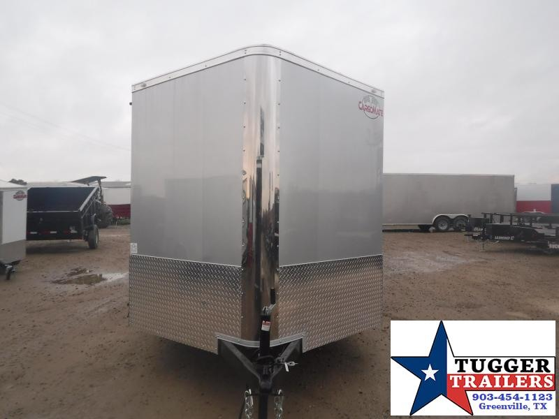 2021 Cargo Mate 7x14 14ft Low Hauler Bike Harley Moto Cycle Toy Enclosed Cargo Trailer