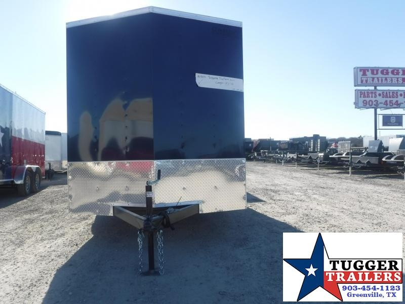 2021 Cargo Express 7x16 16ft Utility Side Toy Moto Lawn Tool Work Enclosed Cargo Trailer