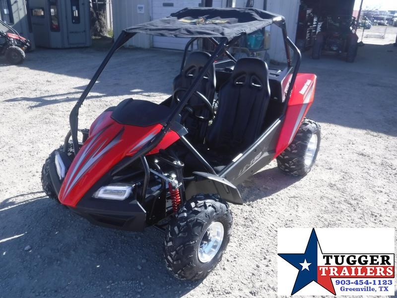2020 Hammerhead Off Road LE 150 Go Cart